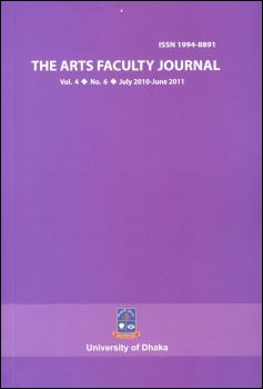 Arts Faculty Journal